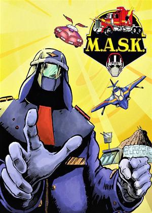 M.A.S.K. Series Online DVD Rental