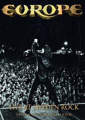 Europe: Live at Sweden Rock - 30th Anniversary Show Online DVD Rental