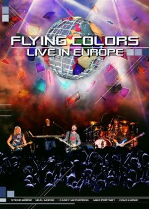 Rent Flying Colors: Live in Europe Online DVD Rental