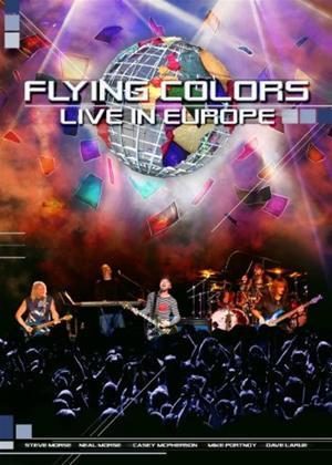Flying Colors: Live in Europe Online DVD Rental