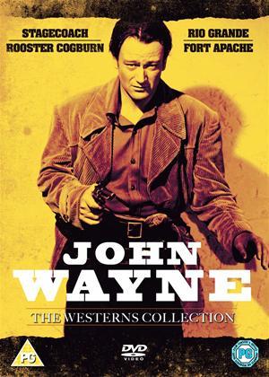 John Wayne Westerns Collection Online DVD Rental