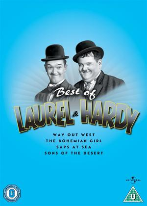 Laurel and Hardy: The Best Of Online DVD Rental