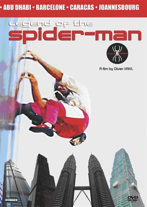 Rent Legend of the Spider-Man Online DVD Rental