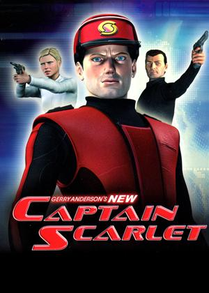 Captain Scarlet Online DVD Rental