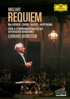Mozart: Requiem: Bernstein Online DVD Rental