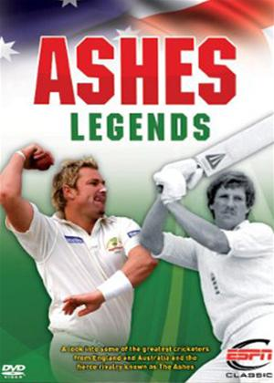 Ashes Legends Online DVD Rental