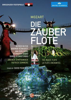 Die Zauberflöte: Bregenzer Festspiele (Summers) Online DVD Rental