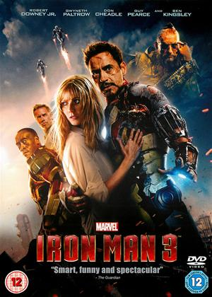 Iron Man 3 Online DVD Rental