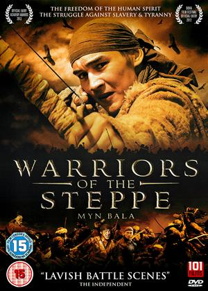 Warriors of the Steppe Online DVD Rental