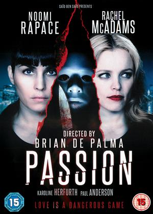 Passion Online DVD Rental