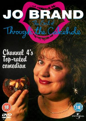 Rent Jo Brand: The Best of Through the Cakehole Online DVD Rental