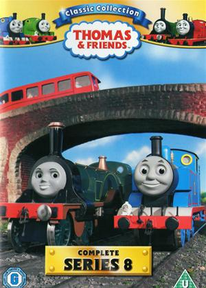Rent Thomas and Friends: Series 8 Online DVD Rental