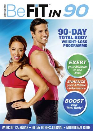 Be Fit in 90 Online DVD Rental