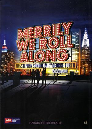 Rent Merrily We Roll Along: London 2013 Online DVD Rental