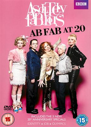 Absolutely Fabulous: Ab Fab at 20: The 2012 Specials Online DVD Rental