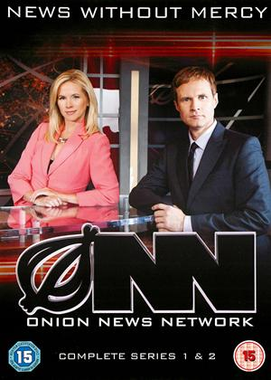 The Onion News Network: Series 1 and 2 Online DVD Rental