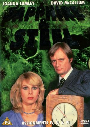 Rent Sapphire and Steel: Assignments 4-6 Online DVD Rental