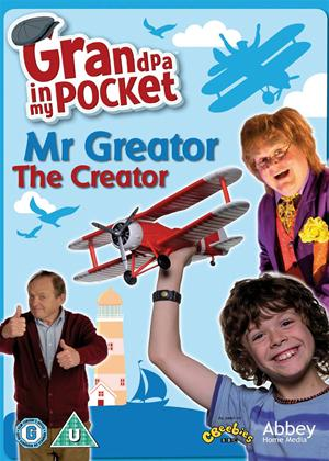 Rent Grandpa in My Pocket: Mr Greator the Creator Online DVD Rental