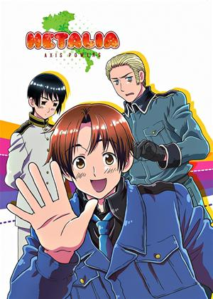 Hetalia Axis Powers Online DVD Rental
