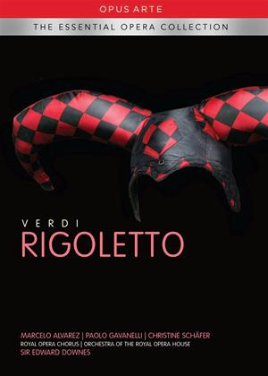 Rent Rigoletto: Royal Opera House Online DVD Rental