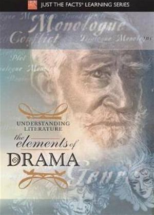 Rent Just the Facts: Understanding Literature - The Elements of Drama Online DVD Rental