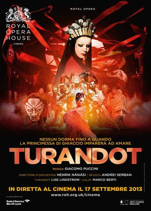 Rent Turandot: Royal Opera House (Nánási) Online DVD Rental