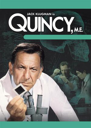 Quincy M.E Online DVD Rental