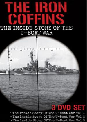 Rent The Iron Coffins: The Inside Story of the U-boat Online DVD Rental