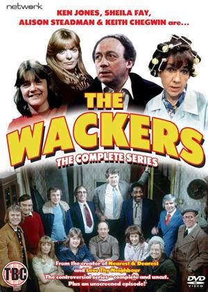 The Wackers: Series Online DVD Rental