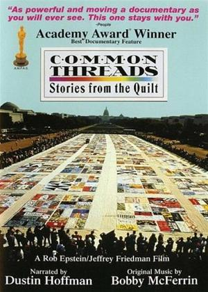 Common Threads: Stories from the Quilt Online DVD Rental