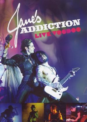 Rent Jane's Addiction: Live Voodoo Online DVD Rental