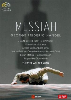 Rent Handel's Messiah: Ensemble Matheus Online DVD Rental