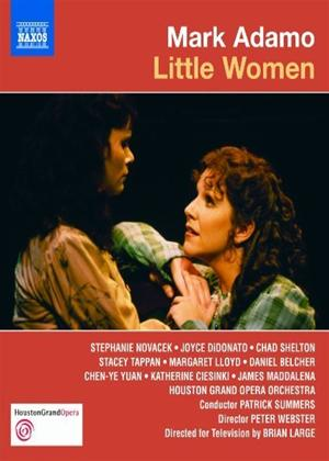 Rent Little Women: Houston Grand Opera Online DVD Rental