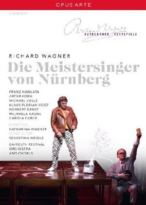 Die Meistersinger Von Nurnberg: Bayreuther Festspiele Online DVD Rental