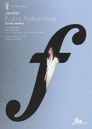 Katia Kabanova: Teatro Real Opera House Online DVD Rental
