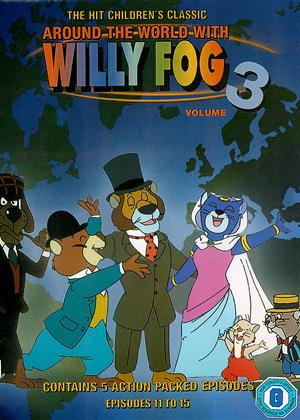 Willy Fog: Around the World: Vol.3 Online DVD Rental