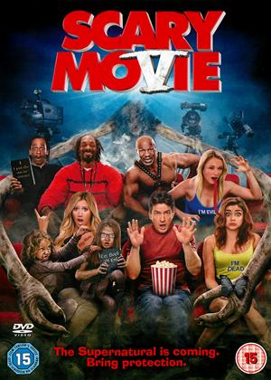 Rent Scary Movie 5 (aka Scary Movie 5) Online DVD Rental