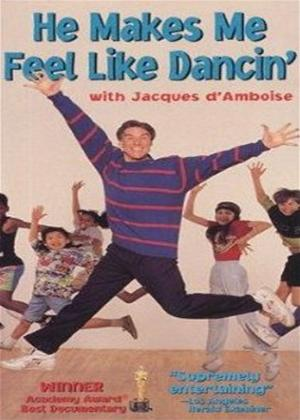 Rent He Makes Me Feel Like Dancin' Online DVD Rental