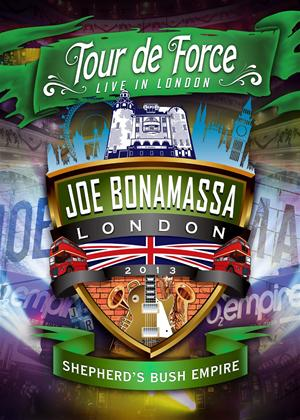 Joe Bonamassa: Tour De Force: Shepherd's Bush Empire Online DVD Rental