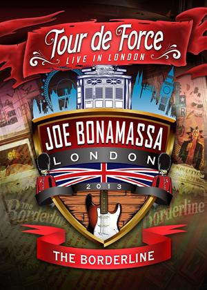 Rent Joe Bonamassa: Tour De Force: The Borderline Online DVD Rental