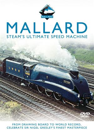 Rent Mallard: Steam's Ultimate Speed Machine Online DVD Rental