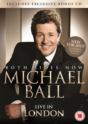 Michael Ball: Both Sides Now: Live in London Online DVD Rental