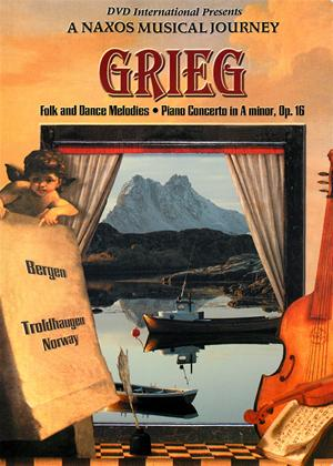 Grieg: Folk and Dance Melodies/Scenes from Norway Online DVD Rental