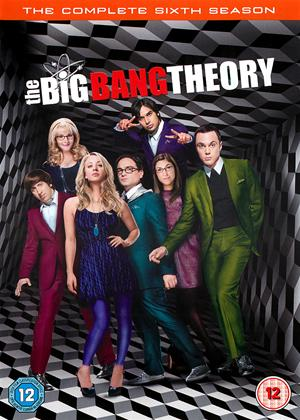 The Big Bang Theory: Series 6 Online DVD Rental