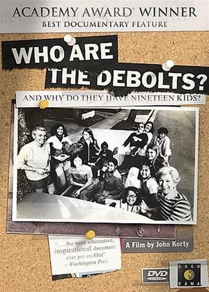 Rent Who Are the DeBolts? (And Where Did They Get Nineteen Kids?) Online DVD Rental