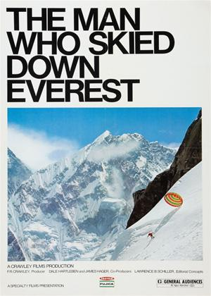 The Man Who Skied down Everest Online DVD Rental