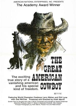 Rent The Great American Cowboy Online DVD Rental
