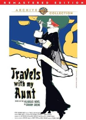 Travels with My Aunt Online DVD Rental