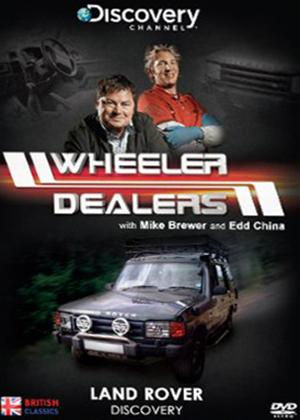 Rent Wheeler Dealers: British Classics: Land Rover Online DVD Rental
