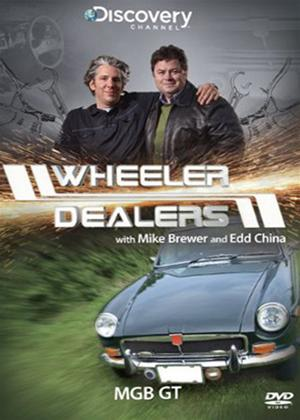 Rent Wheeler Dealers: British Classics: MGB GT Online DVD Rental
